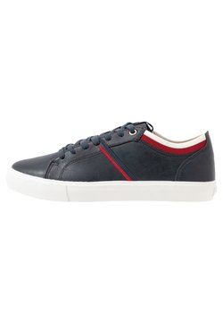 Levi's® - WOODWARD COLLEGE - Sneaker low - navy blue