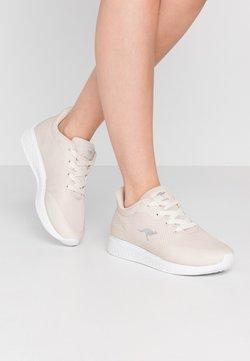 KangaROOS - K-ACT FEEL - Sneakers laag - beige