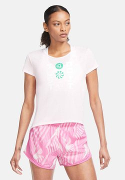 Nike Performance - ICON CLASH - T-Shirt print - rosa
