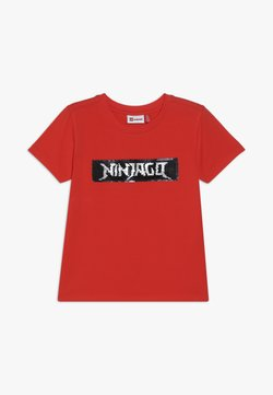LEGO Wear - LWTOBIAS - T-Shirt print - red