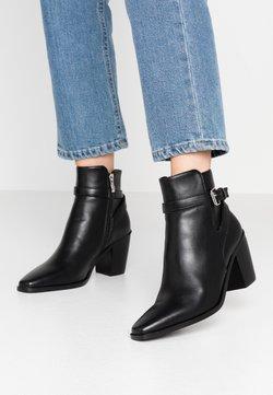 RAID - JASON - Boots à talons - black