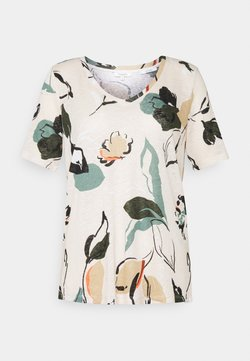 mine to five TOM TAILOR - T-Shirt basic - multi-coloured