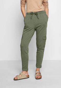 edc by Esprit - OTB PANT - Jogginghose - khaki green