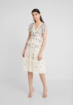 Needle & Thread - PRARIE FLORA DRESS - Sukienka letnia - champagne
