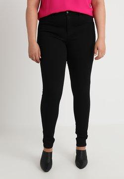 ONLY Carmakoma - CARSTORM - Jeans Skinny Fit - black