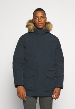Jack & Jones - JJASHER  - Parka - dark navy