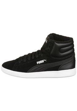 Puma - Sneaker high - black/white