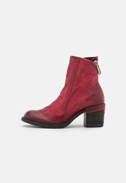 A.S.98 - Classic ankle boots - cardinal