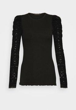 Rosemunde - Camiseta de manga larga - black