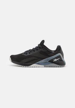 Reebok - NANO X1 - Chaussures d'entraînement et de fitness - black/cloudgrey