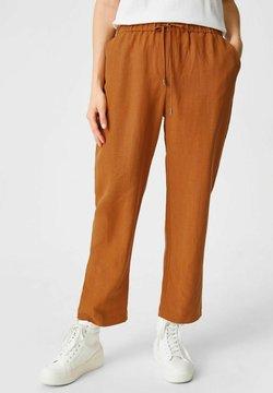 C&A - Spodnie materiałowe - orange