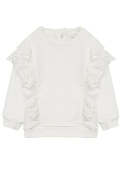 Mango - SUIZO - Sweater - gebroken wit