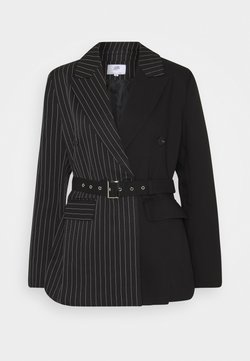 Sixth June - BICOLOR  - Blazer - black