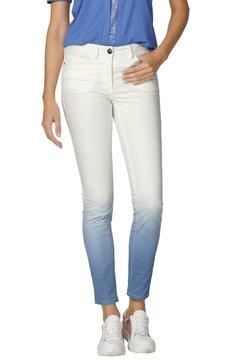 Amy Vermont - Jeans Slim Fit - weiß blau