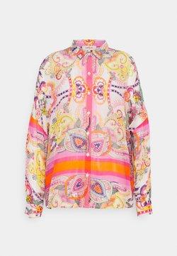 Derhy - EDWIGE BLOUSE - Button-down blouse - pink