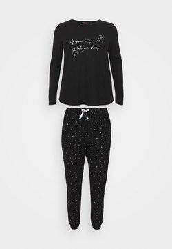Anna Field - Pyjama - black