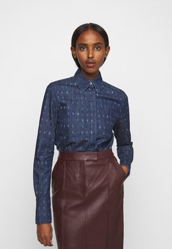 Victoria Victoria Beckham - WORD SEARCH CLASSIC - Camicia - dark blue