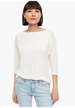 s.Oliver - Bluse - off-white