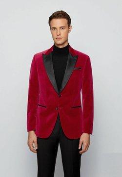 BOSS - HELWARD4 - Blazer - dark red