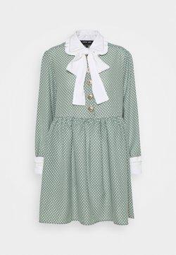 Sister Jane - GOLDEN TICKET  - Abito a camicia - green