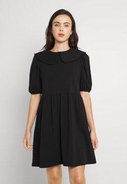 ONLY - ONLLIVE LOVE COLLAR DRESS - Sukienka letnia - black
