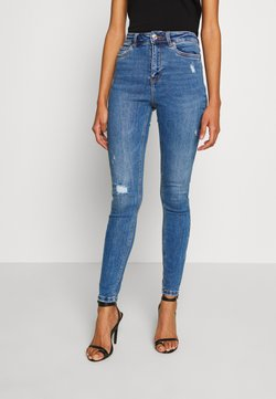 ONLY - ONLMILA LIFE - Jeans Skinny Fit - medium blue denim