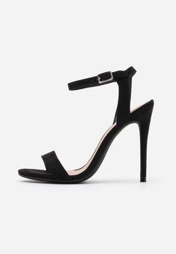 New Look - URBAN - High Heel Sandalette - black