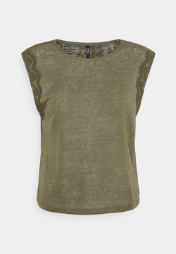 ONLY Petite - ONLCELINE MIX - Camiseta estampada - kalamata