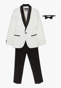 OppoSuits - TUXEDO TEENS SET - Garnitur - midnight blue