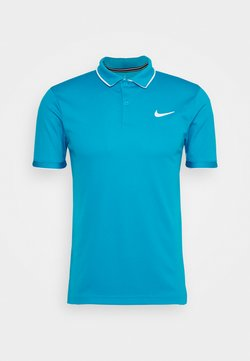 Nike Performance - DRY TEAM - Funktionsshirt - neo turquoise/white