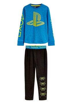 Next - BLUE PLAYSTATION PYJAMAS (3-16YRS) - Pyjama - blue