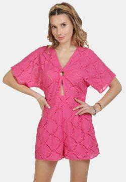 IZIA - Combinaison - pink