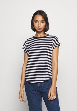 GAP Petite - T-Shirt print - dark blue