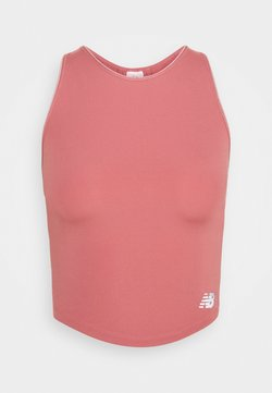 New Balance - SPEED FUEL FASHION TANK - T-shirt sportiva - offroad