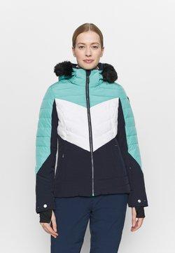 Killtec - ATKA QUILTED  - Ski jacket - hellpetrol