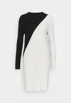 Esprit Collection - DRESS - Strikkjoler - black
