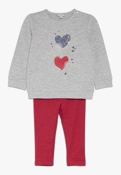 OVS - BABY JOGGING SET  - Sweater - grey melange
