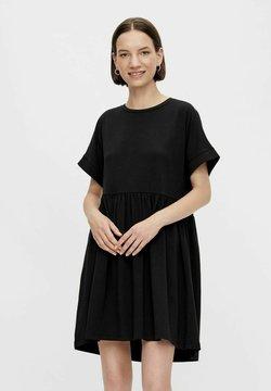 Pieces - Korte jurk - black