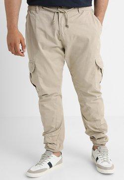 Urban Classics - Pantalon cargo - sand
