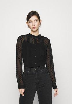 Vero Moda - VMTHEA SHIRT  - Koszula - black