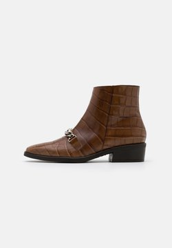 WONDERS - Ankle Boot - taupe