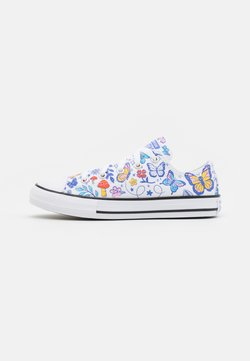 Converse - CHUCK TAYLOR ALL STAR BUTTERFLY FUN  - Sneakers basse - white/black