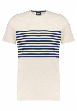 Barbour - T-Shirt print - offwhite