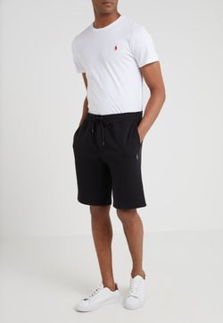 Polo Ralph Lauren - DOUBLE KNIT TECH-SHO - Szorty - black