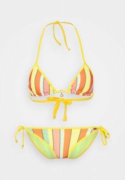 Banana Moon - OKO LIA JAMAICA SET - Bikini - multicoloured