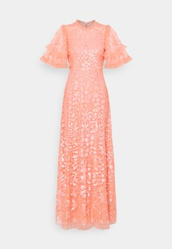 Needle & Thread - AURELIA GOWN - Occasion wear - coral