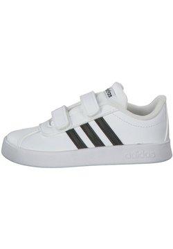 adidas Originals - Lauflernschuh - white mit blau combi