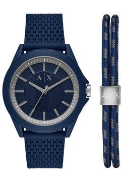 Armani Exchange - SET - Montre - blue