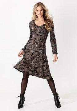 Indiska - Korte jurk - black