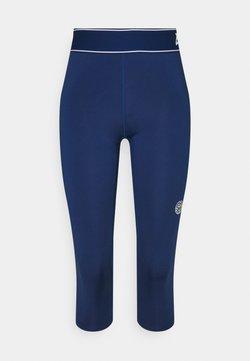 BIDI BADU - MILA TECH CAPRI - 3/4 sportsbukser - dark blue